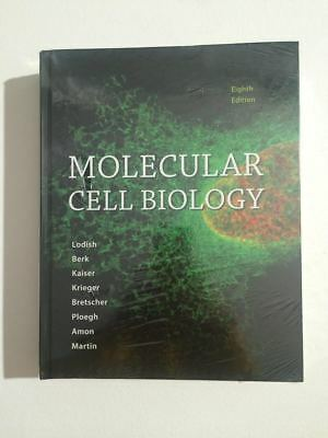 New biology campbell reece 8th edition eighth cell bio textbook book new molecular cell biology by harvey lodish 8th edition hardcover textbook fandeluxe Choice Image