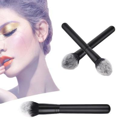 1PC Pro Large Soft Makeup Face Powder Blush Flame Brush Foundation Cosmetic Tool