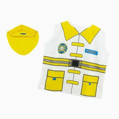 NEW Young Ones Fire Brigade Costume