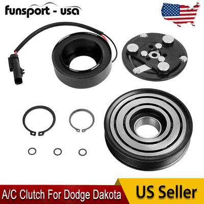 A/C Compressor Clutch Assembly Repair Kit For Dodge Dakota Ram Durango CO 4785C