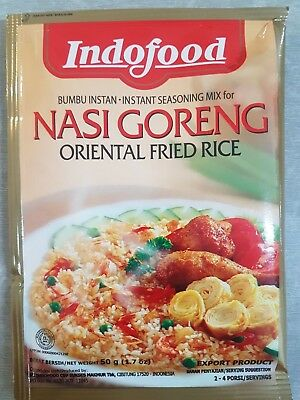 Genuine Indofood - Nasi Goreng (Oriental Fried Rice) - 50 gm