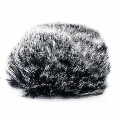 Quality Microphone Muff Fur Windscreen Windshield for Zoom H1 DR05 H4N H5 H6 NEW