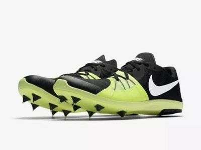 new arrival bd5be 9129b ... Mens Nike Zoom Forever XC 5 Spike Sz 11.5M 904723 017 Black Volt ...