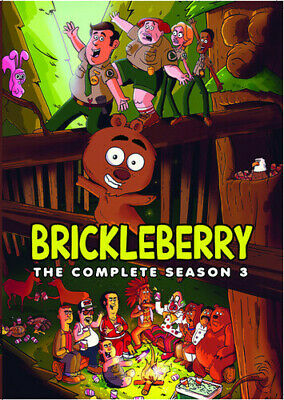 Brickleberry: The Complete Season 3 [New DVD] Manufactured On Demand, Ac-3/Dol