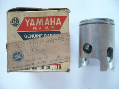 PISTON NU MOTO YAMAHA 125 AS3 Ref: 307-11631-00-98
