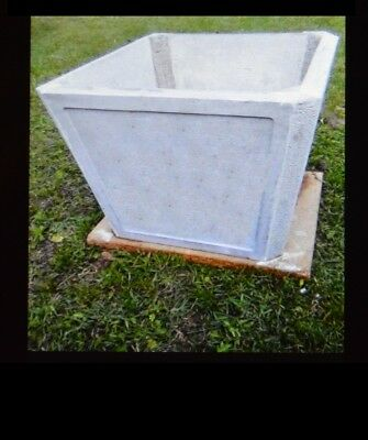Giant Outdoor Planter mold,Concrete,Moulding,flower pot garden cast stone vase