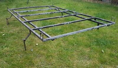 Land rover discovery roof rack with light bar bracket 8500 land rover discovery roof rack with light bar bracket mozeypictures Gallery