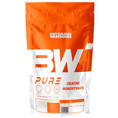 Creatine Monohydrate Powder 250g 500g 1kg 100% Pure Flavoured Creatine Free P&P