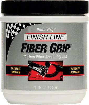 NEW Finish Line Fiber Grip 1lb Tub