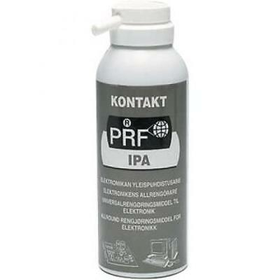 PRF-IPA/220 Isopropyl alcohol colourless cleaning degreasing spray 220ml PRF