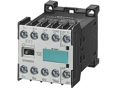 3TF2001-0AL2 Contactor3-pole Auxiliary contacts NC 230VAC 9A NO x3 DIN