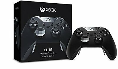 OFFICIAL Microsoft ELITE CONTROLLER - XBOX ONE - NEW & SEALED