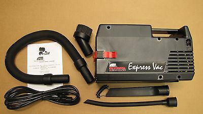 NEW Atrix VACEXP-03 Express Fine Particle or Office Toner Vacuum 110 volt 60hz