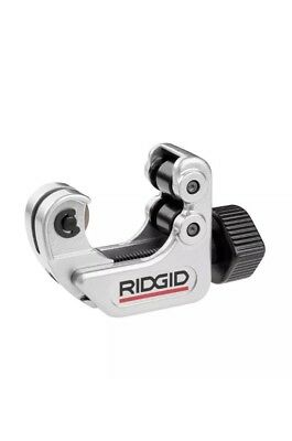 "Ridgid 40617 Close Pipe Tubing Cutter 1/4"" to 1-1/8"" 6 to 28 mm Model 101"
