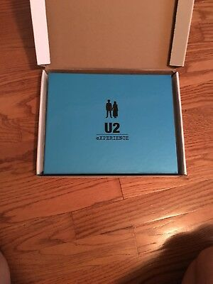 U2 Experience 2018 VIP Collectors Book