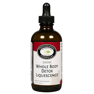 Professional Formulas - Whole Body Detox Liquescence 4oz PF0026 SD