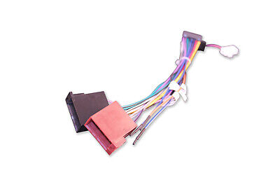 For Holden Commodore VY VZ ISO Cable Harness Plug & Play Steering Wheel Control