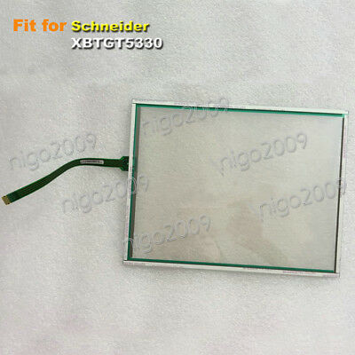 for Schneider XBTGT5330 XBT GT5330 Touch Screen Glass 1 Year Warranty