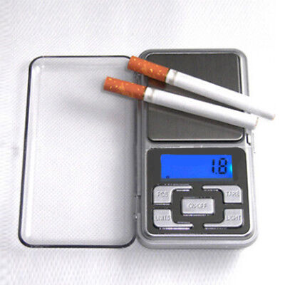 Digital LCD Electronic Small Pocket Scale for Weighing Gold Jewellery Herbs 500g