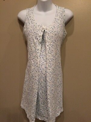 Oh Baby Small Maternity Nursing Nightgown With Hidden Discreet Nursing.