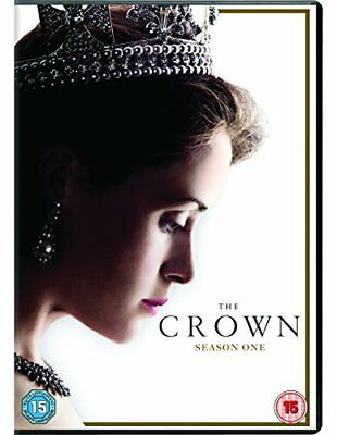 The Crown: Season 1  with Claire Foy New (DVD  2017)