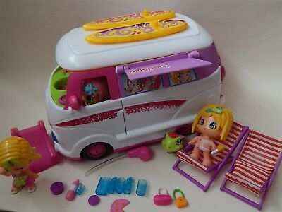 Pinypon campervan dolls and accessories
