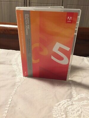 Adobe Creative Suite CS5.5 Design Standard - Mac - Includes CS6 Upgrade License
