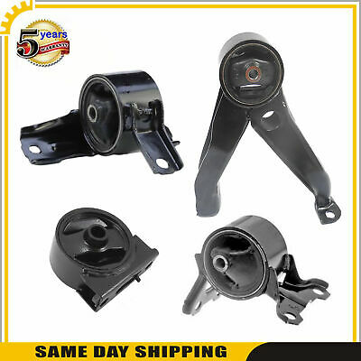 For Jeep Patriot 2.4L Engine Motor & Trans Mount Set 5476 5415 5416 5418 M2826