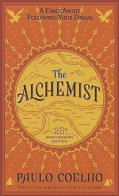 NEW The Alchemist by Paulo Coelho - Paperback - Free Shipping
