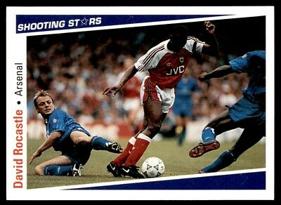 Merlin Shooting Stars 91/92 - Arsenal Rocastle David No. 18