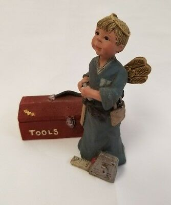 Sarah's Attic Figurine Labor of Love Tools
