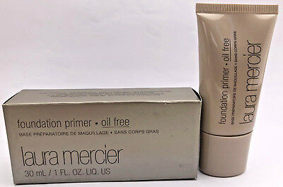 Laura Mercier Foundation Primer Oil Free 30mL/1fl.oz.liq. Brand New In Box