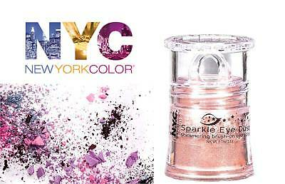 Nyc Sparkle Eye Dust Eyeshadow Wholesale Joblot Pack Of 12 Assorted Colours