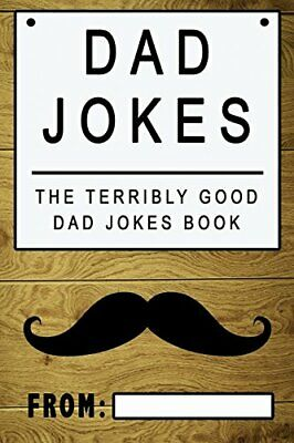 Dad Jokes: The Terribly Good Dad joke by Share The Love Gifts New Paperback Book