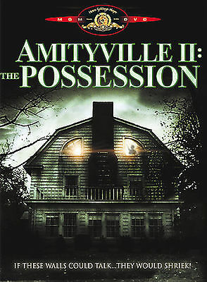 Amityville 2 - The Possession (DVD, 2005) New