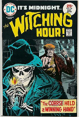 Witching Hour #54 May 1975 Vf- 7.5 Dc Comics