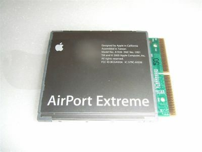 OEM Apple G4 G5 iBook iMac PowerBook PowerMac AirPort Extreme Card 802.11G A1026
