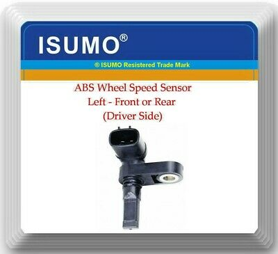1 ABS Wheel Speed Sensor  Driver Side Left Front or Rear Fits Lexus & Toyota