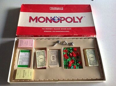 RSA waddngtons Edition MONOPOLY VGC BOARD GAME Republic Of South Africa