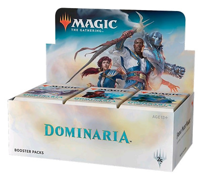 New Magic the Gathering Dominaria Booster Box of 36 Free Shipping!