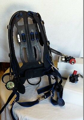 Survivair Panther SELF CONTAINED BREATHING APPARATUS (SCBA)