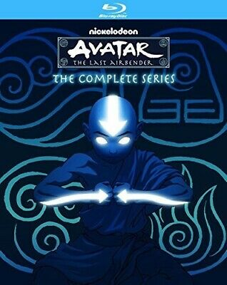 Avatar - The Last Airbender: The Complete Series [New Blu-ray] Only At Best Bu