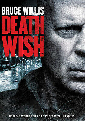 Death Wish [New DVD] Dolby, Subtitled, Widescreen
