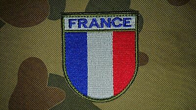 New France Flag Tactical Airsoft Morale Army Patch Australia Seller Aussie Aus
