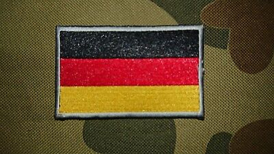 New Germany Flag Tactical Airsoft Morale Army Patch Australia Seller Aussie Aus