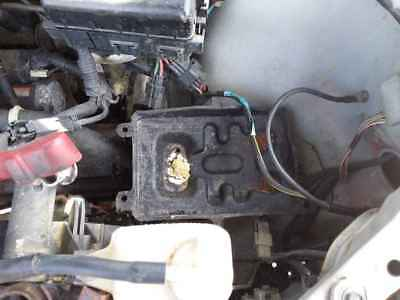 2000 Daihatsu Sirion Battery Tray #B340