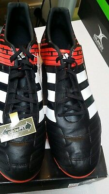 Mens Adidas SG Regulate Kakari  Rugby Boots Size 13 mens soft toe 8 studs  BNIB