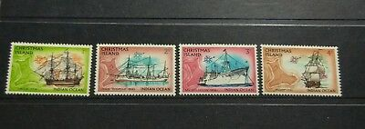 Recent Find A Nice Collection Of Christmas Island Stamps Mint Hinged (655)