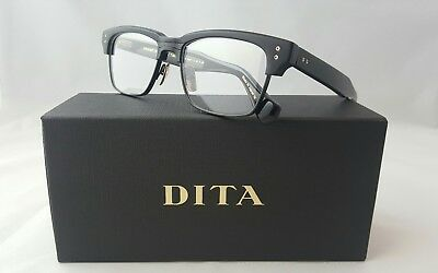 Dita Grand Reserve Two Drx-2061-C-Blk-55 Matte Black Optical Frame Made In Japan
