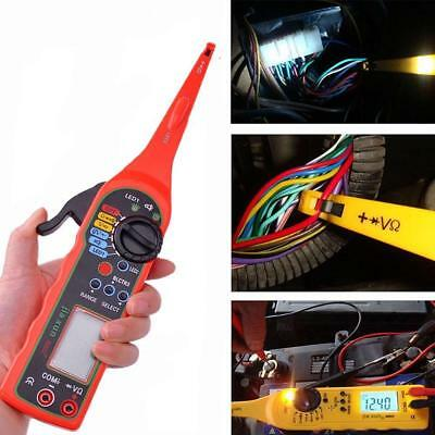 Electrical Multi-function Auto Circuit Tester Multimeter Lamp Car Repair